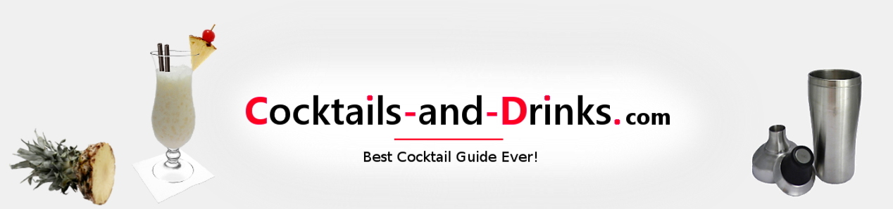 Logo of cocktails-and-drinks.com