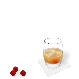 Tumbler glasses are most suitable for Amaretto Sour.