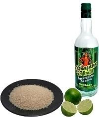 Caipirinha ingredients: Original (standard)