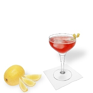 Another good option for Cosmopolitan are cocktail glasses.