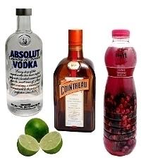 Cosmopolitan ingredients