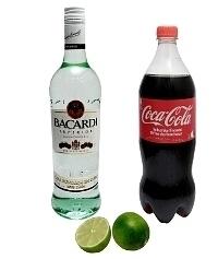 Cuba Libre ingredients