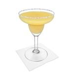 Frozen Mango MargaritaPreparation: Serving