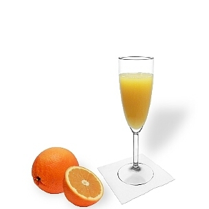 Mimosa is a spanish aperitif drink.