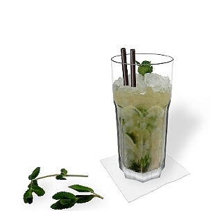 Peppermint, lime, cane sugar and rum, Mojito is an all time classic which goes down well with almost everybody.