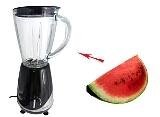 Watermelon MargaritaPreparation: Blending