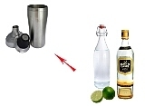 Whiskey SourPreparation: Shaking